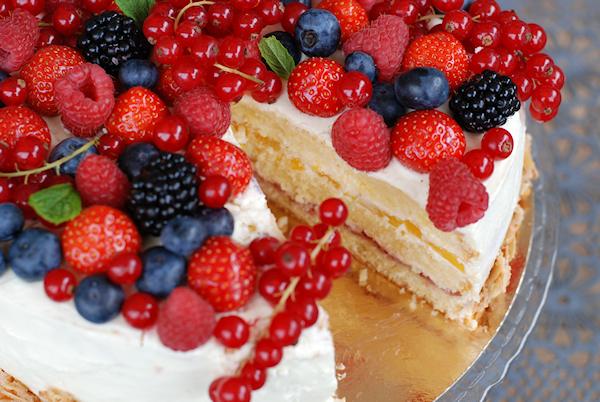 peachtree taart
