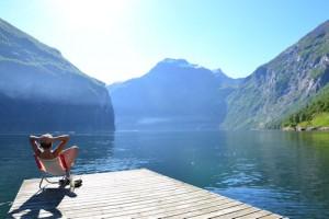 zomervakantie, noorwegen