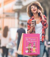 festivalzoet shopper